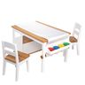 Art Table & Chairs Set