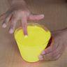 Steve Spangler Oobleck - Yellow with Black Light