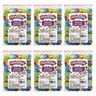 Colorations® Crafting Buttons EA 100 PCS, Set Of 6