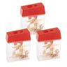 Colorations® Pencil Sharpener 3 PCS, 6 Sets