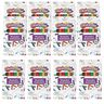 Colorations Markers , 8 Colors, 12 Sets , Total 96