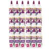 Colorations Tacky Glue, 4 Oz Each 6 per set, 4 sets included, 24 total
