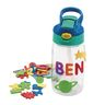 Colorations® Decorate Your Own Drinking Bottle, Set of 12