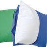 """Soft Pillows, 12"""" sq. - Contemporary, Set of 3"""