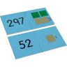 Find-A-Pair Puzzles™ - Place Value Into Hundreds - 18 puzzles