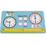Elapsed Time Practice Kit - 6 boards, 17 cards
