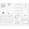 Ready-To-Decorate® Spanish Book Reports (Reporte del libro) - 24 booklets