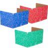 Standard Privacy Shields - Set of 12 - 3 Group Colors - Matte
