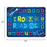 Reading Rocks! Tracking Cards - 24 cards