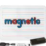 """12"""" X 9"""" Magnetic Two-Sided Dry Erase Board Set - 36-Pack"""