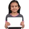 """9"""" X 6"""" Mini-Magnetic Dry Erase Boards - Set Of 24 Boards and 24 Markers"""
