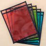 Re-Markable Colored Dry Erase Sleeves - 6 sleeves