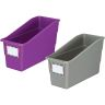 Durable Book And Binder Holders - Calm Before The Storm - Set Of 6