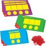 EZread™ Sound Box Mats And Chips - 18 mats, 60 chips