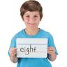 """Mini Non-Magnetic 9""""x 6"""" 2-Sided Blank And Lined Dry Erase Boards - Set Of 12"""