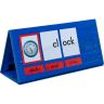 Blends and Digraphs Pocket Chart Tent And Cards Kit - 1 pocket chart, 115 cards