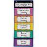 Programmable Clip 'N' Track Pocket Chart™ - 1 pocket chart, cards, pins