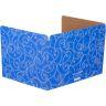 Standard Privacy Shields - Set of 12 - Star & Swirl - Matte