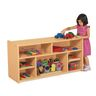 "Environments® 24"" High Multi-Storage, Maple Laminate"