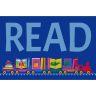 Reading Train Value Rug - Rectangle Value Size
